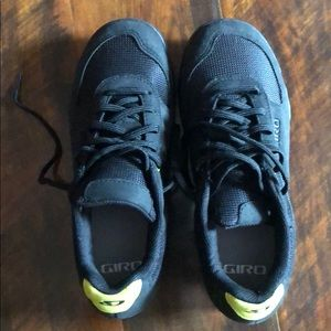 Cycling tennis shoes